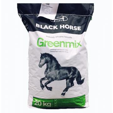 Black Horse Greenmix viherpelletti 20kg