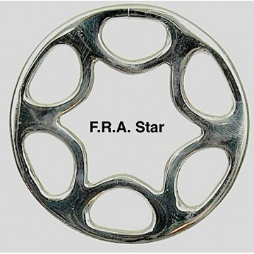 F.R.A Star hackamore