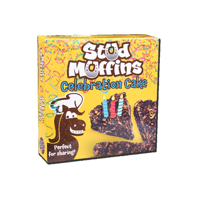 Stud Muffins juhlakakku