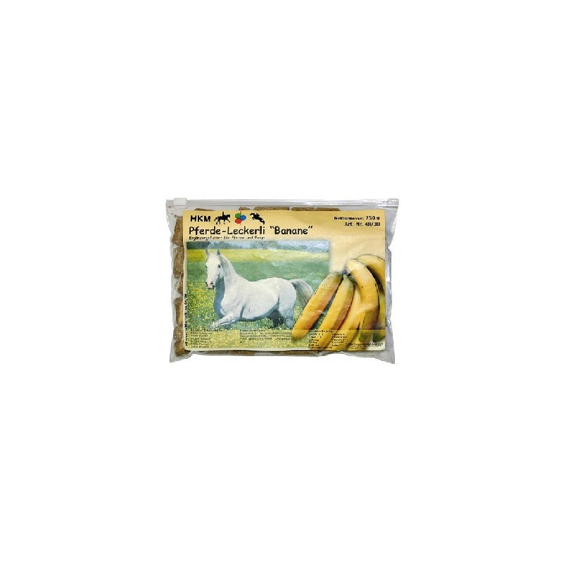 HKM heppakarkit banaani tai omena 750g