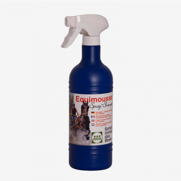 Stassek Equimousse spray shampoo 750ml