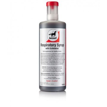Leovet Bronchial yskänsiirappi 1000 ml