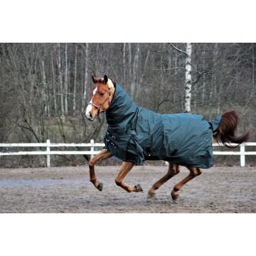 Rain Buster  Sadeloimi nylon vuorella, fullneck