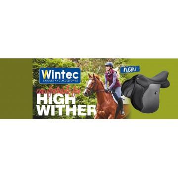 Wintec High Wither yleissatula, korkeasäkäisille