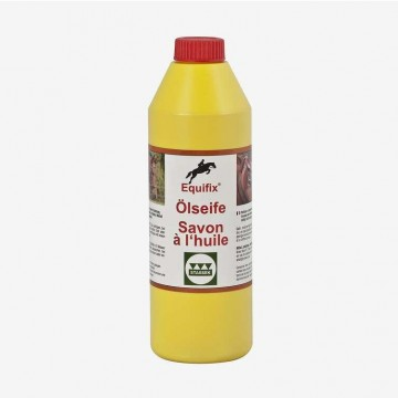 Stassek Equifix nestemäinen öljysaippua, 500 ml
