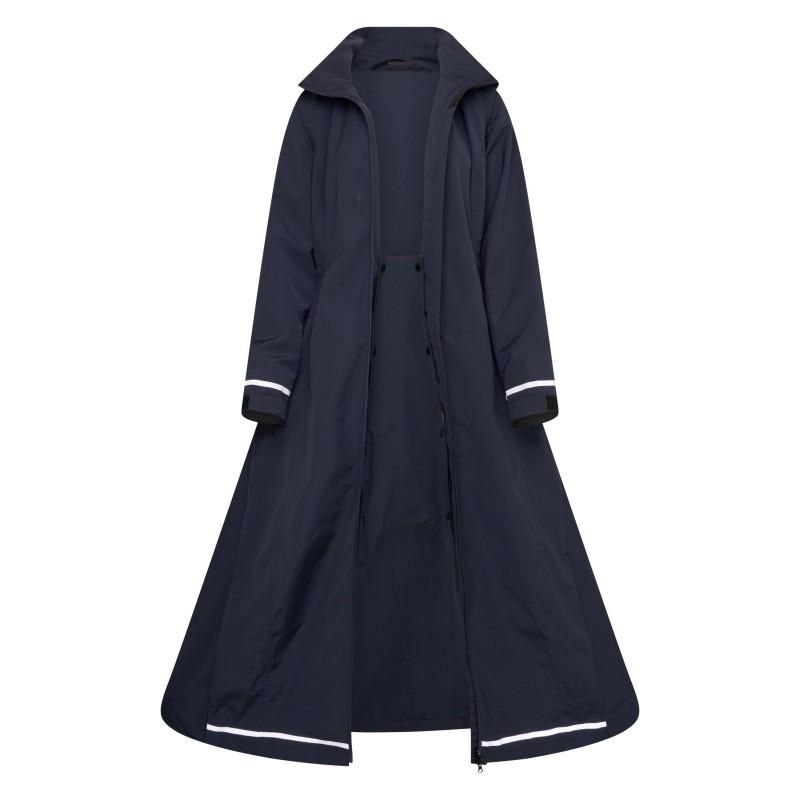 Euro-Star pitkä sateteenpitävä takki Reinis