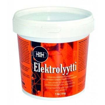 Black Horse elektrolyytti 1kg