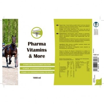 Pharma Vitamins & More 1L