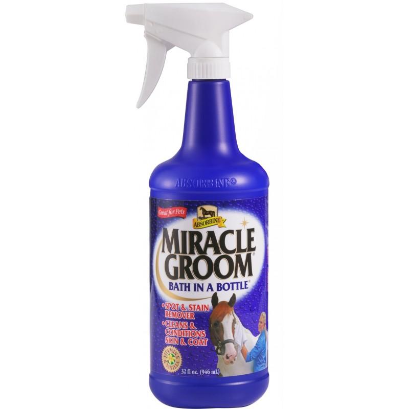 Absorbine Miracle Groom pesuaine pullossa 946ml