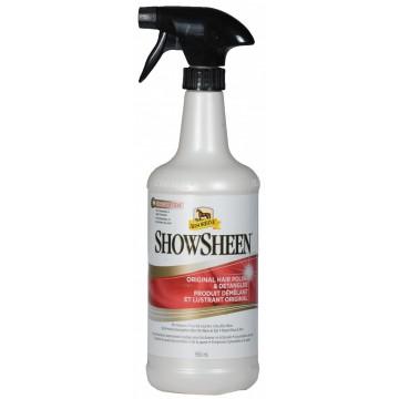 SHOWSHEEN - karvan, harjan ja hännän hoito- ja kiillotusaine