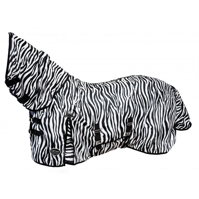 Horse Comfort Zebra hyönteisloimi