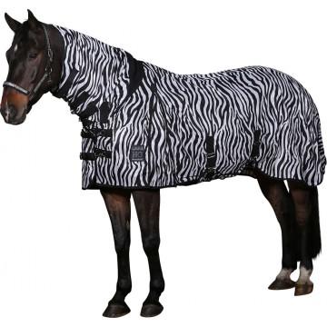 Horse Guard Zebra hyönteisloimi uv-suojattu