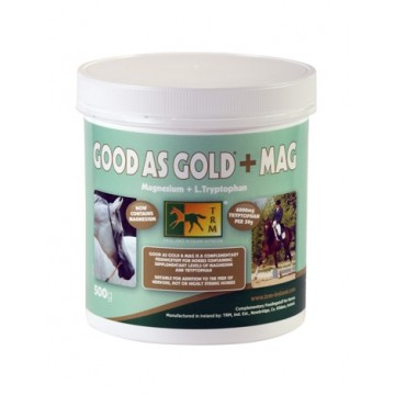 GOOD AS GOLD + MAG - 500 G