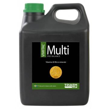Trikem Vimital Pro Balance Multivitamiini 1l