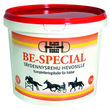 Black Horse BE-Special pelletti
