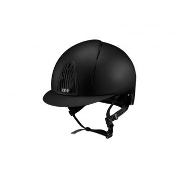 KEP Smart black, Ratsastuskypärä, L- koko