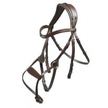 Horse Comfort X-jump design suitset