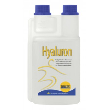 TRIKEM Human Hyaluron Ihmisille 500ml