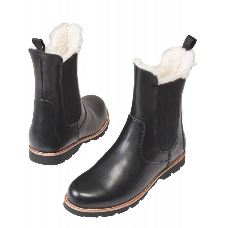 Wahlsten W-trotting wear ajokengät, lampaankarva vuori