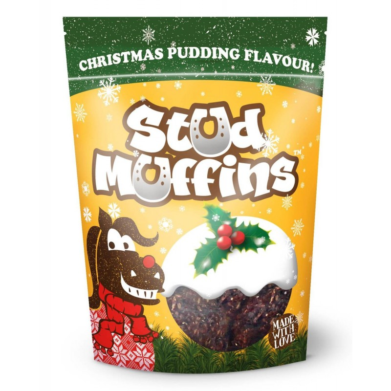 Stud Muffins Christmas Pudding 400g