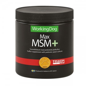 Working Dog Max MSM+