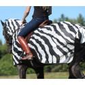 Bucas Buzz-Off ratsastusloimi zebra