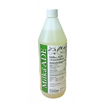 Milka ADE-vitamiiniliuos 1L