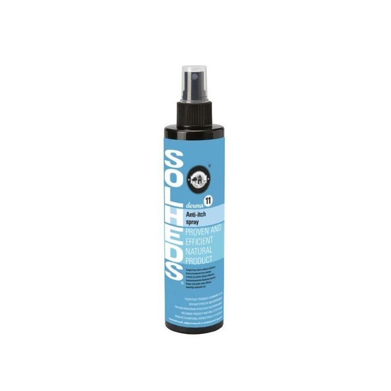 Solheds Derma11 Anti-Itch Spray kutinanesto suihke 250ml