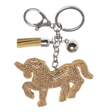 Avaimenperä hevonen timantti